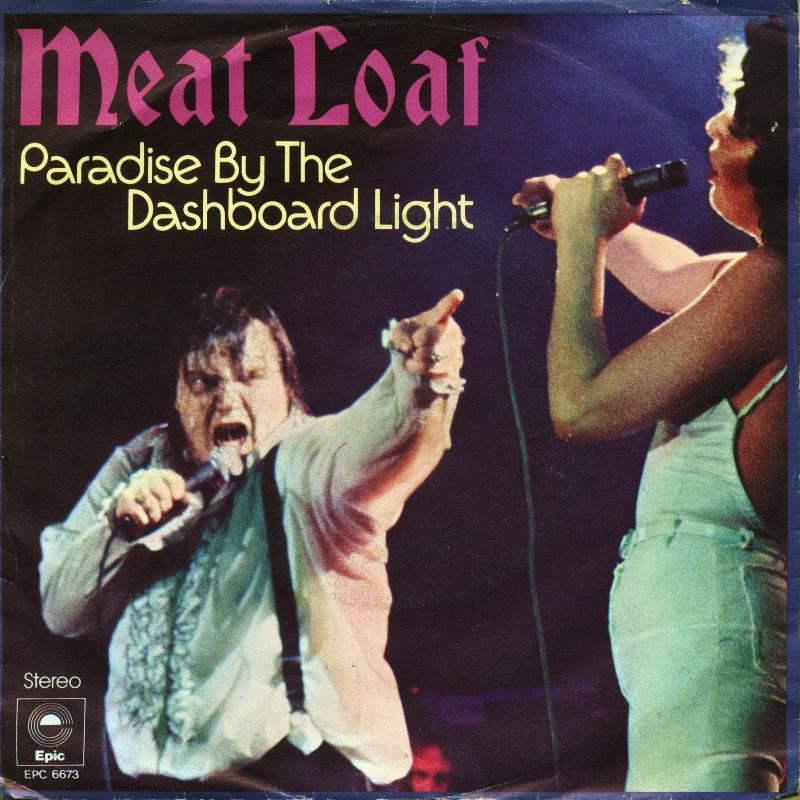 Meatloaf Dashboard Lights
