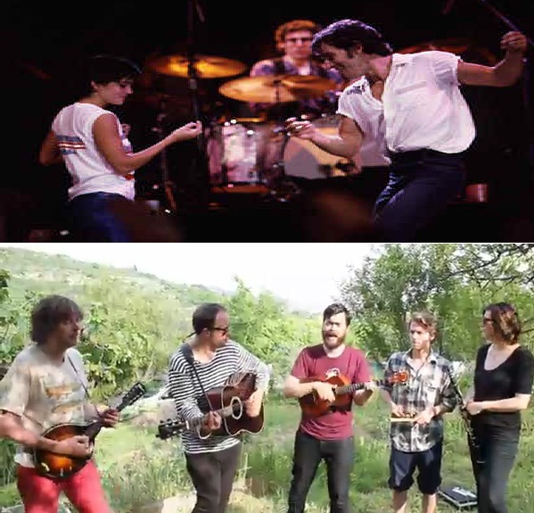 Video The Burning Hell Covers Bruce Springsteen S Dancing In The
