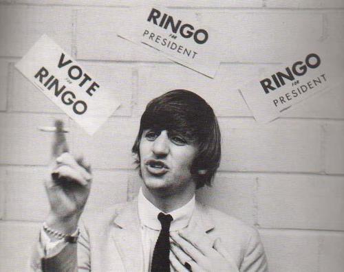 Ringo+Starr+Ringo+for+President