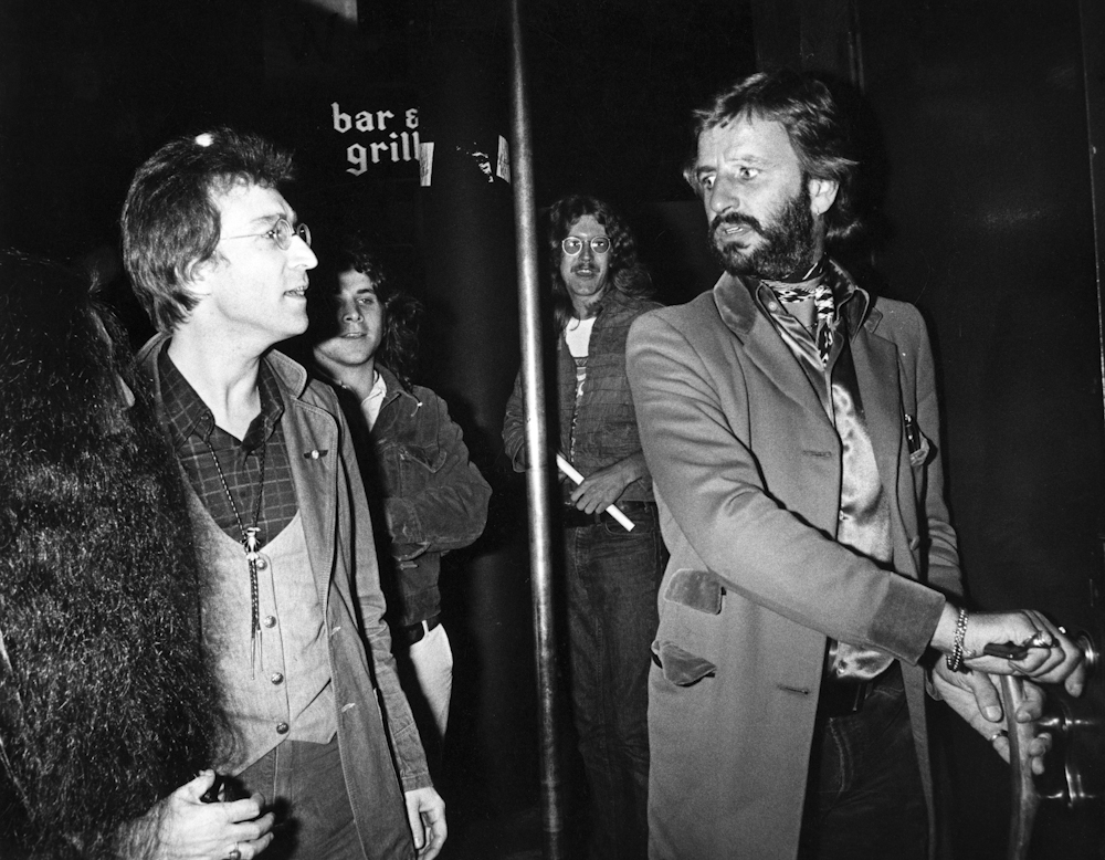 Classic Photo John Lennon And Ringo Star Arrive At On The Rox In 1976 To See Bob Marley as well Vintage Dinosaur Art Guest Post also Vintage Dinosaur Art Guest Post together with Batman Wallpaper together with International Students Day. on vintage dinosaur art guest post
