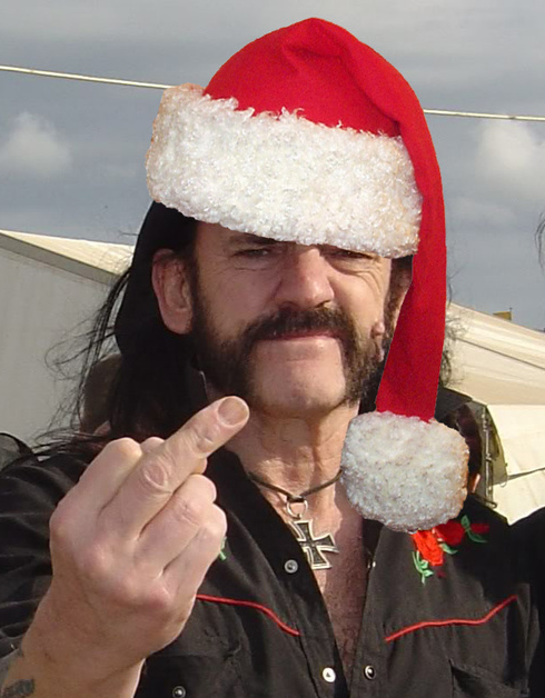 Lemmy, Dave Grohl and Billy Gibbons of ZZ Top tear up the ...
