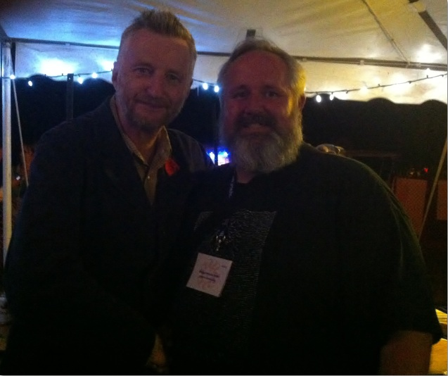 Billy Bragg and me