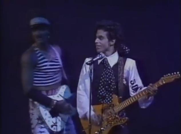 Lovesexy prince video