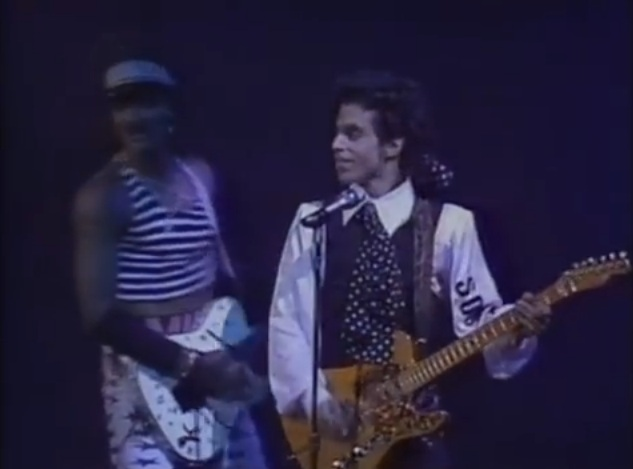 Prince Live Video 6 Lovesexy Tour Medley Featdelirious Jack U