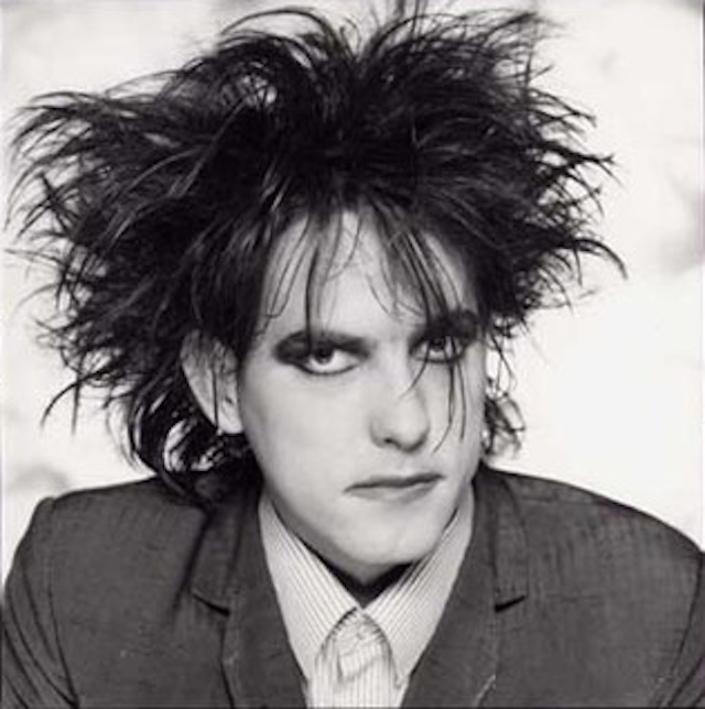 Happy Birthday to Robert Smith of The Cure | Sonic More Music