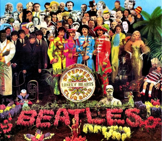 Image result for francis schaeffer beatles sergeant pepper's lonely hearts album