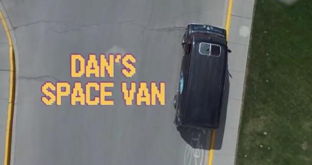 dans space van