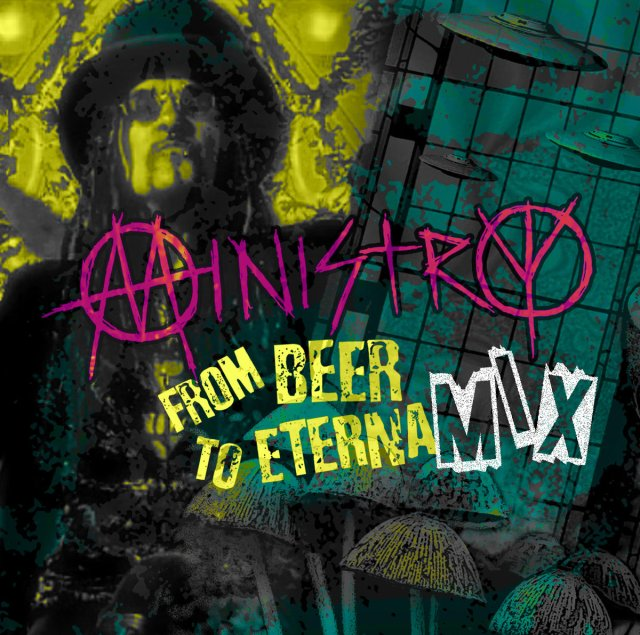 Stream the new Ministry remix album 'From Beer to Eternamix' | Sonic
