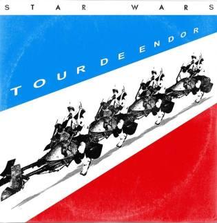 star wars album cover 11