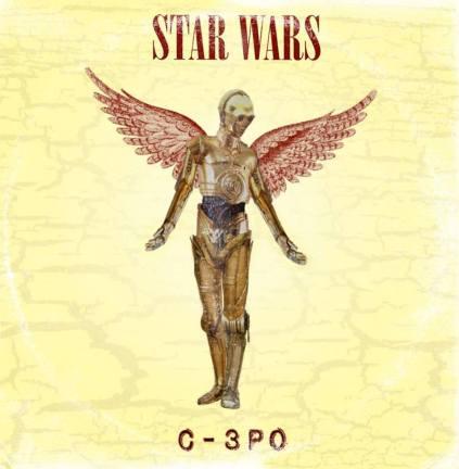 star wars album cover 12
