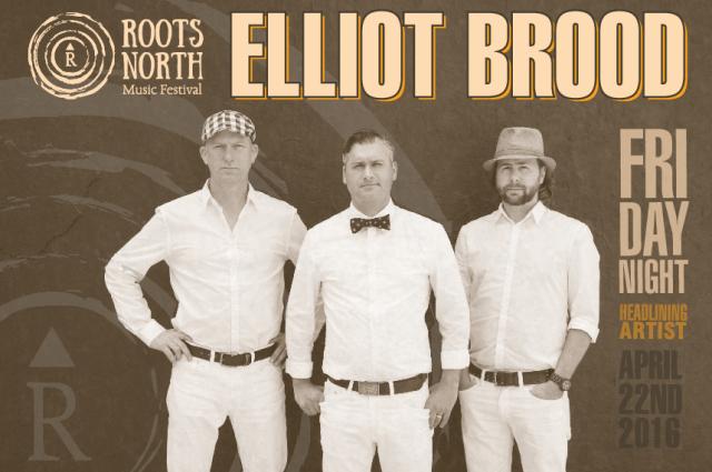 Roots North Elliott brood