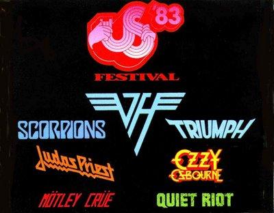 US Festival 83 heavymetalday